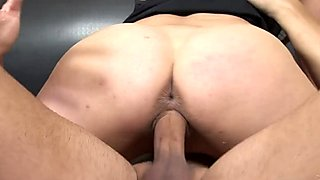 Scorching Layla Rivera rides this cock up her flange