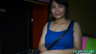 TukTukPatrol Big Tit Thai Babe Picked UP & Fucked Silly