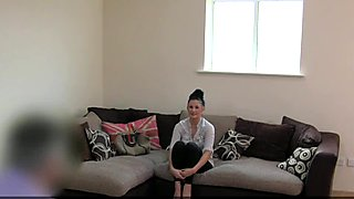 FakeAgentUK Sexy london chick has perfect little pussy