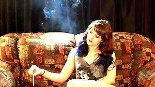 Match lightup and morning smoke