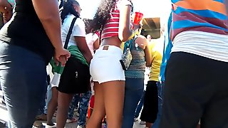 Sexy caribbean dancer Pt.1
