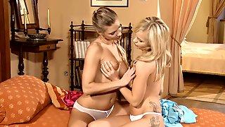 Divan Desire by Sapphic Erotica - lesbian love porn with