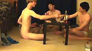 Twink sex Trace and William get together with their fresh mate Austin