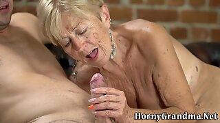 Grandmothers face spermed
