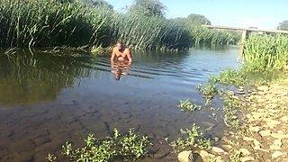 Nude swim 2016
