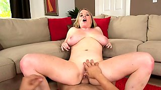 Reality Kings - Maggie shows off her huge boobs
