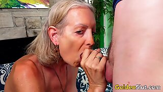 GILF Super Sexy Pleasures Hung Lover