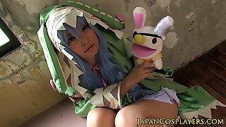 Yoshino fantasy Asian cocksucking