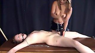 Extreme lesbian bondage porn 1by part4