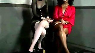 Ebony Babe Gets Dominated by Chanta