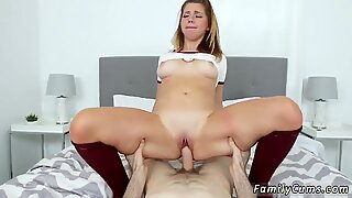 Teen cam orgasm and chubby first time No Girls Except Your Stepsis