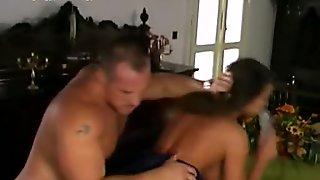 Alberto Rey fuck Alexa Weix