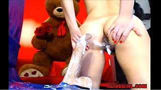 Sexy foglove69 with perfect ass gets cumshot