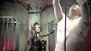Mistress Mena Li Asian Cruelty FemDom canning