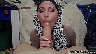Arab granny and beauty Desert Pussy