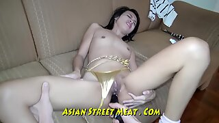 Skin Tight Ass Bugger Asian Sperm Resovoir