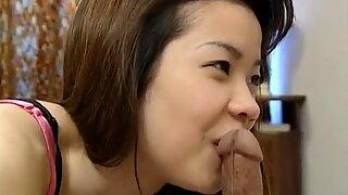 Sakura Kitazawa licks dong - More at hotajp.com