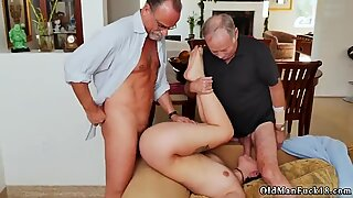 Old granny hairy pussy and big daddy first time He gets confused, ya know. - Sydney Sky