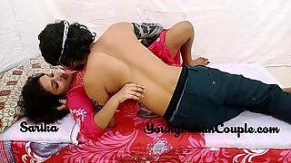 desi indian teen making love