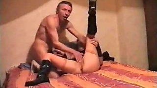 Kinky mature couple and their sex adventures