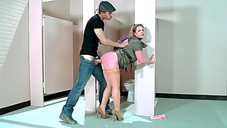 Sunny Lane & Danny D in The Masturbating Teacher - Brazzers