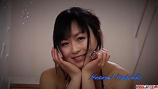 Nozomi Hatsuki Sucks Two Guys And Gets A Facial - More at Pissjp.com