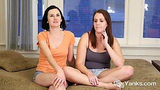Youporn Female Director Series - Alisha and Rita Models POV