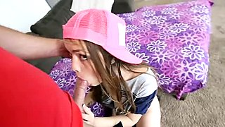 Lad begins choking his gal while banging her twat