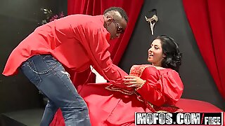 Milfs Like It Black - Passion Cums From Within starring  Kiara Mia