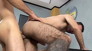 Nikola Camelo and Danilo Zeus Hairy Daddies Sex