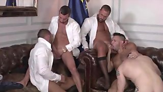 The allure of powerful masculine male passion